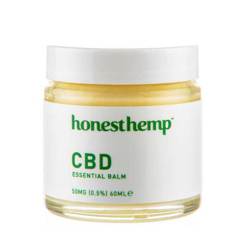 CBD Balm by Honest Hemp - 60ml Tub