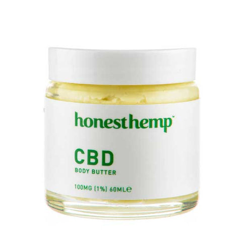 CBD Body Butter by Honest Hemp - 60ml