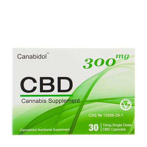CBD Cannabis Supplement by Canabidol