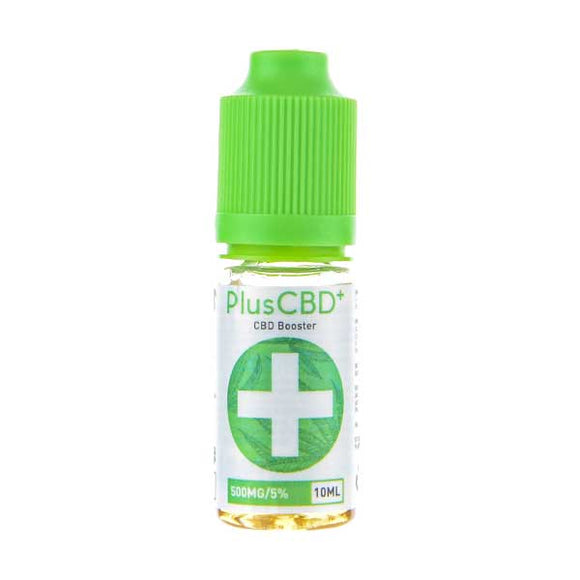 CBD E-liquid Booster by PlusCBD+