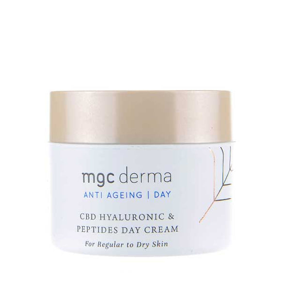 CBD Hyaluronic & Peptides Day Cream by MGC Derma
