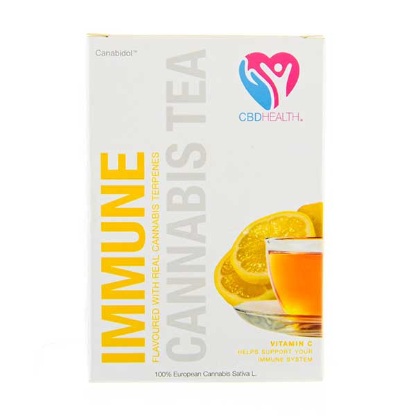 CBD Immune Support Tea by Canabidol