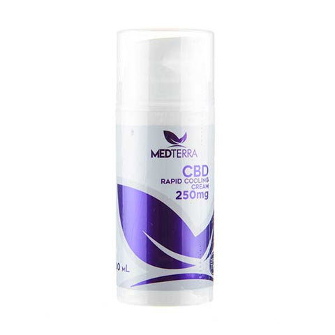 CBD Rapid Cooling Cream by Medterra - 750mg