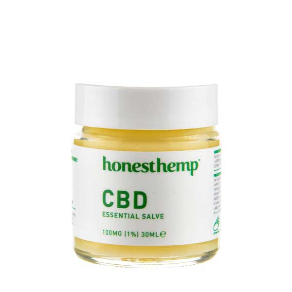 CBD Salve by Honest Hemp