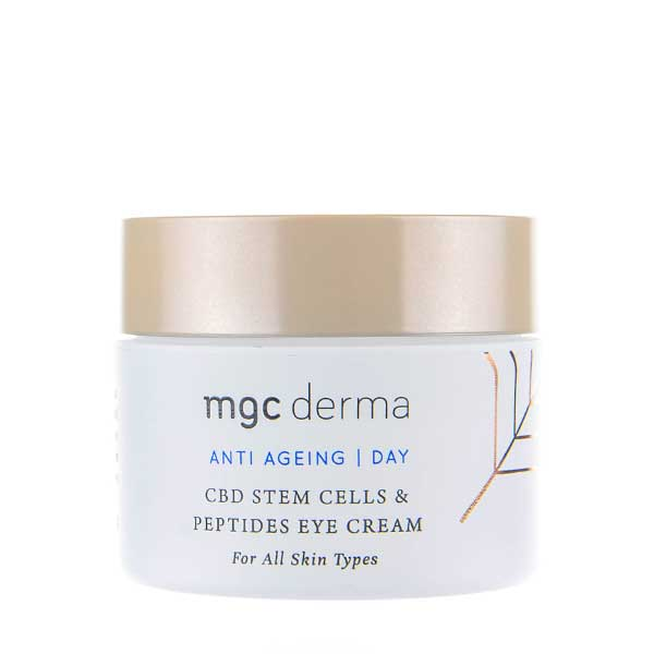 CBD Stem Cells & Peptides Eye Cream by MGC Derma