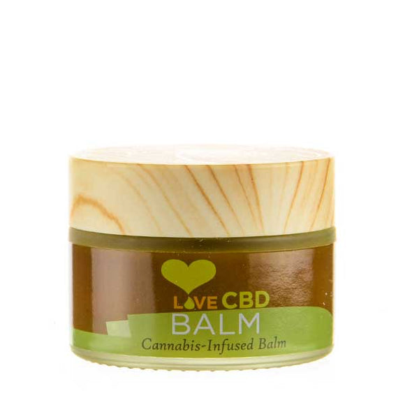 Cannabis Infused Balm by Love CBD