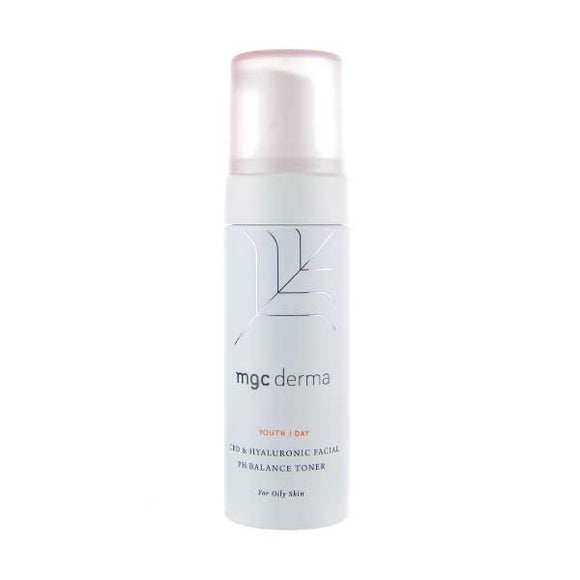 Derma Plus CBD & Hyaluronic Facial pH Balance Toner For Oily Skin by MGC Derma
