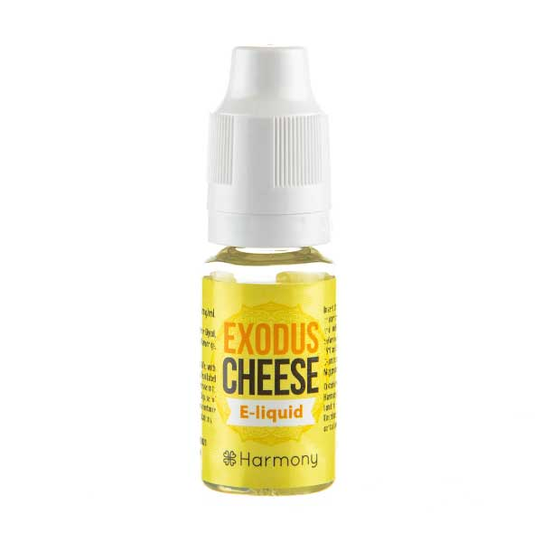 Exodus Cheese CBD E-Liquid by Harmony