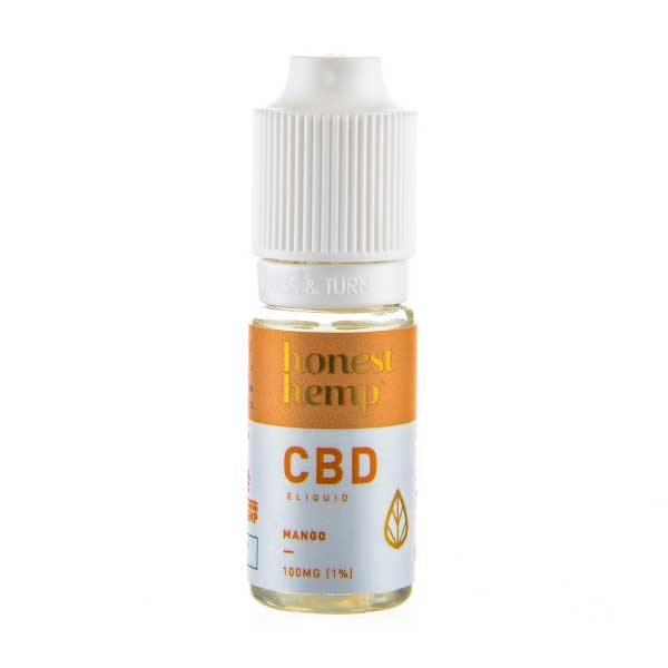 Mango CBD E-Liquid by Honest Hemp