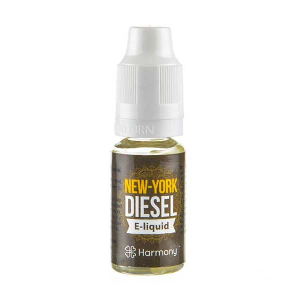 New York Diesel CBD E-Liquid by Harmony