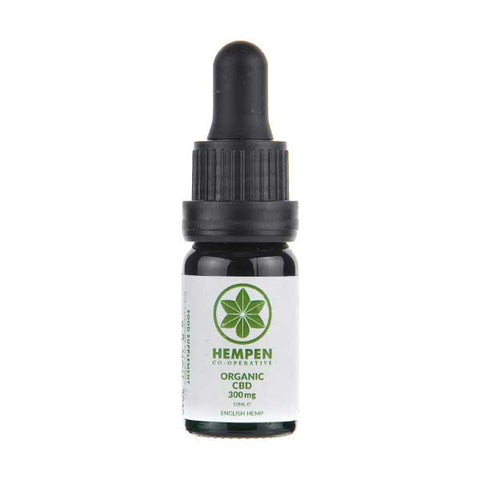 Organic Full Spectrum CBD Oil by Hempen Co-Operative - 300mg