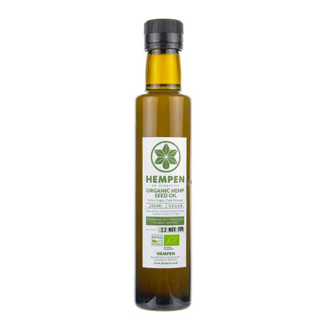 Organic Hemp Seed Oil by Hempen Co-Operative