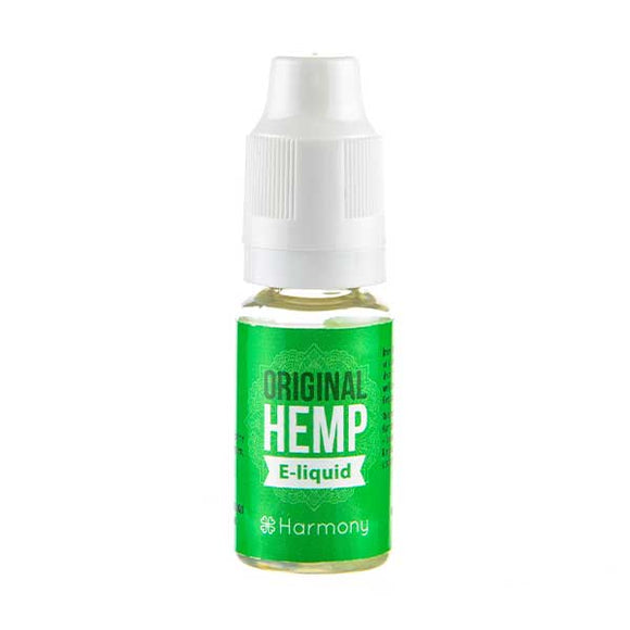 Original Hemp CBD E-Liquid by Harmony