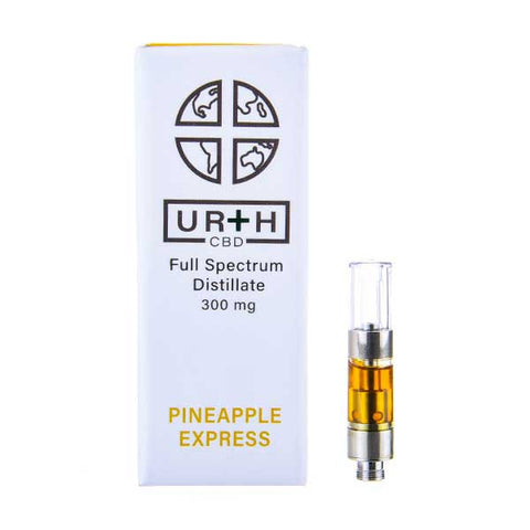 Pineapple Express CBD Cartridge by Urth
