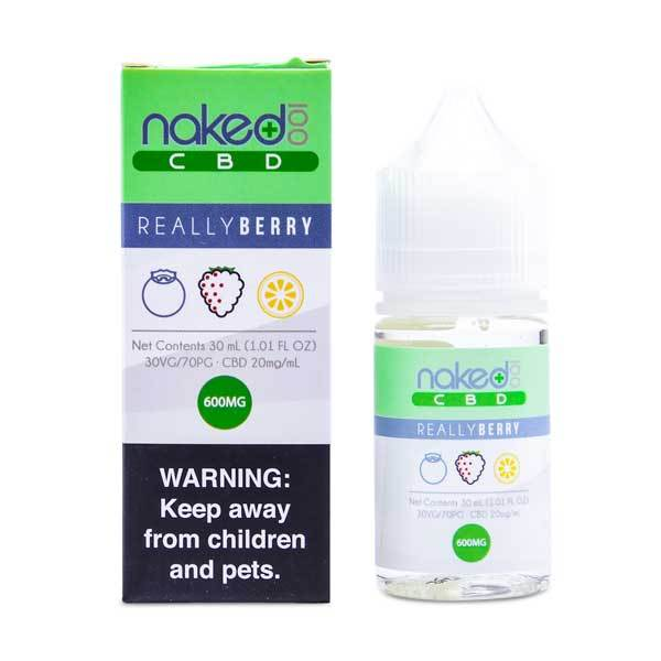 Really Berry CBD by Naked 100