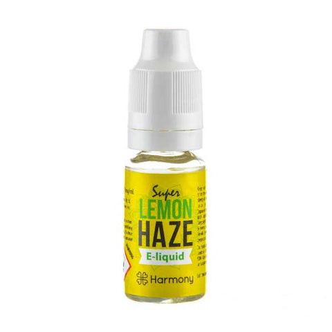 Super Lemon Haze CBD E-Liquid by Harmony