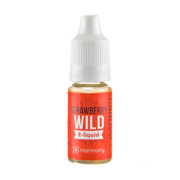 Wild Strawberry CBD E-Liquid by Harmony
