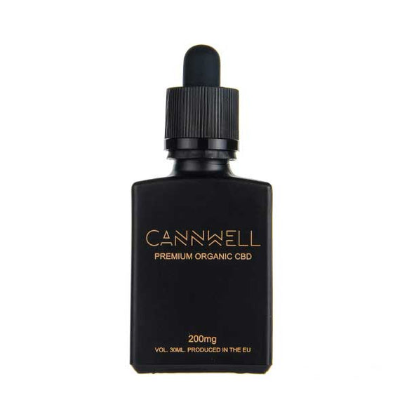 Passion CBD Vape Liquid by Cannwell