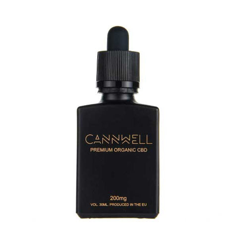 Natural CBD Vape Liquid by Cannwell