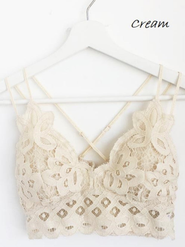 Fake News Bralette