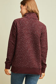 Heating Up Pullover