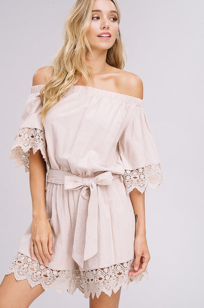 Vacation Mode Romper