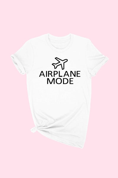 Airplane Mode Tee