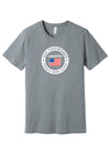 USATKD Flag (Color)  Short Sleeve Tee
