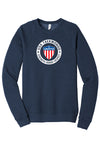 USATKD Shield Fleece Raglan Sweatshirt