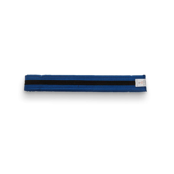 STRIPED BELT BLUE