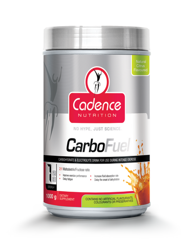Cadence Nutrition - CarboFuel