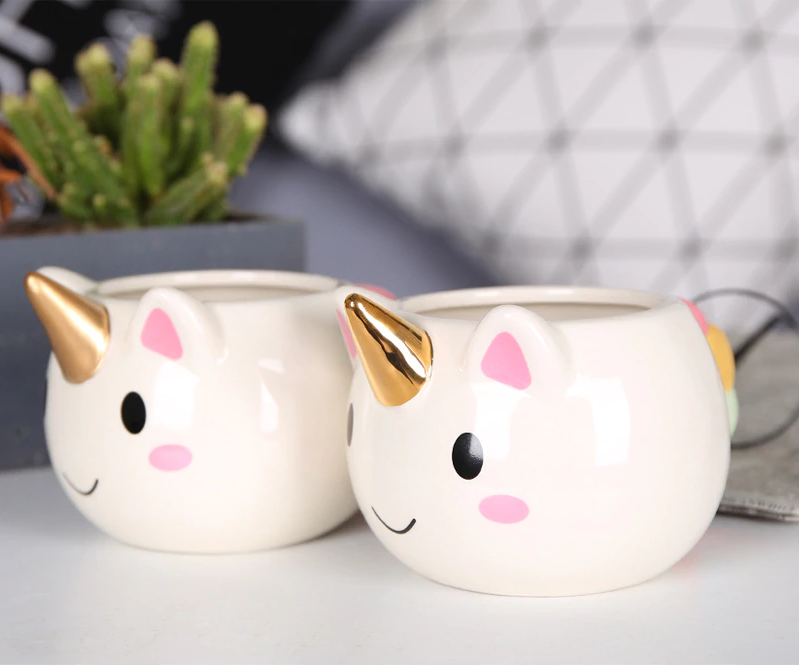 Ceramic Unicorn Mug