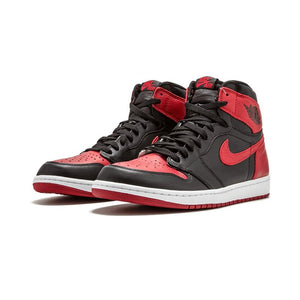 Nike Air Jordan 1 OG Banned AJ1 Breathable Men's Basketball Sneakers