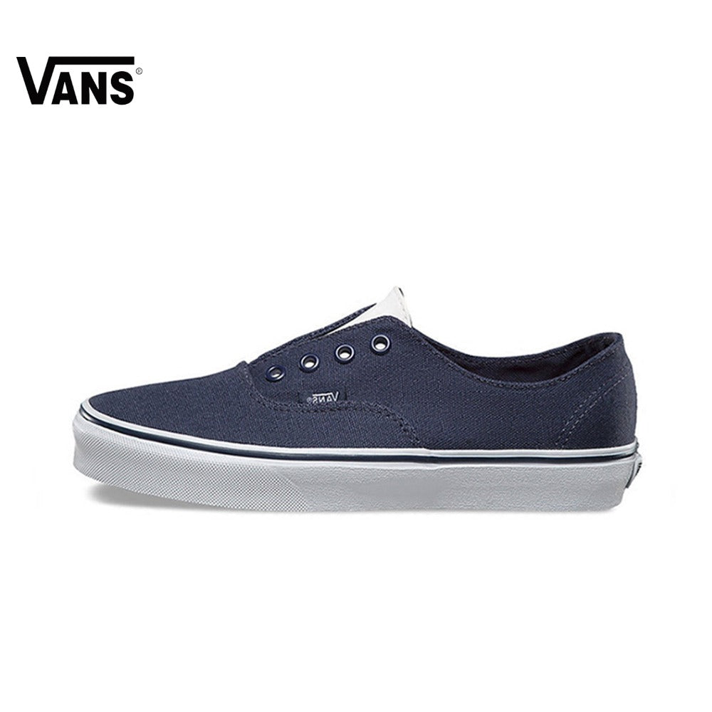 Vans Unisex Classic Low-Top Skateboarding Sneakers