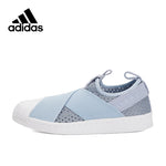 Adidas Originals SUPERSTAR SLIP Women's Skateboarding Sneakers