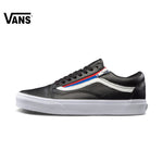 Vans Unisex Skateboarding Sneakers with Zip
