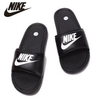 NIKE BENASSI JDI GD Beach & Outdoor Flip Flops. Stability Quick-Drying Anti-chlorine Flip Flops for Men
