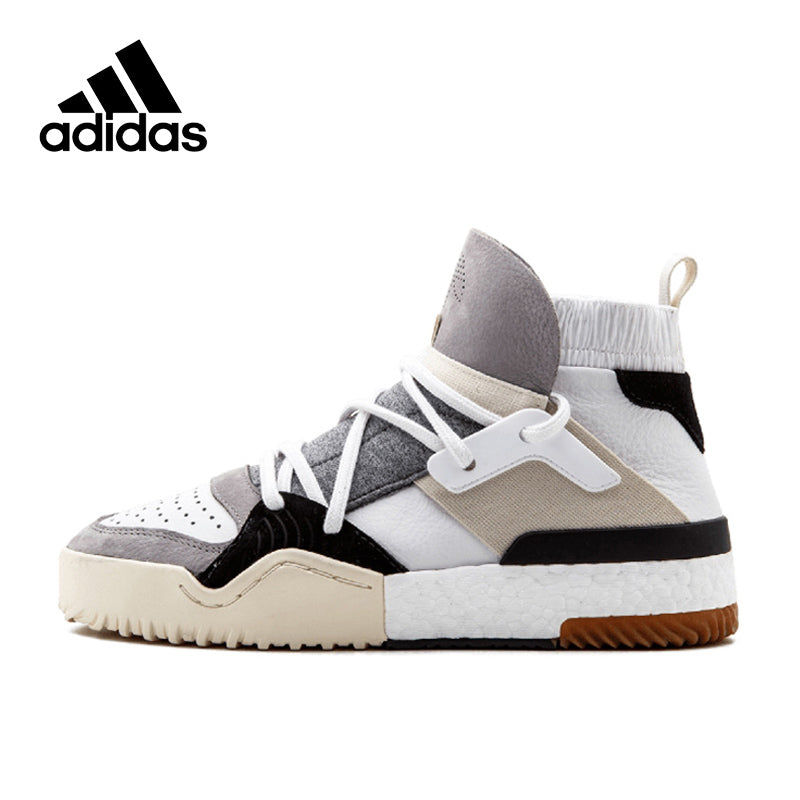 Adidas x Alexander Wang Men's Hard-Wearing Sports Sneakers