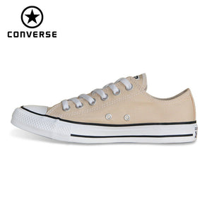 Converse Chuck Taylor All Star Beige Color Unisex Low-Top Sneaker