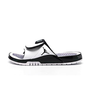 NIKE JORDAN 11 HYDRO XI Beach & Outdoor Flip Flops. Stability Quick-Drying Anti-chlorine Flip Flops For Men