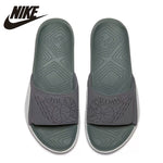 NIKE Air JORDAN HYDRO 7 Beach & Outdoor Flip Flops. Stability Quick-Drying Anti-chlorine Flip Flops For Men