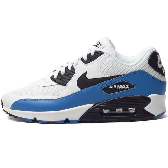 Nike Men's AIR MAX 90 ESSENTIAL Breathable Running Sneakers