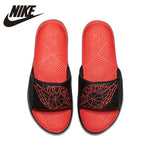 NIKE AIR JORDAN HYDRO 7 Beach & Outdoor Flip Flops. Summer Stability Quick-Drying Anti-chlorine Flip Flops For Men