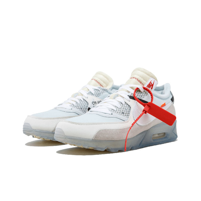 NIKE X OFF-WHITE AIR MAX 90 OW Men's Sneakers