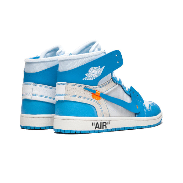 8f306e2028b1 NIKE Air Jordan 1 X Off-White Men s Basketball Sneakers – Off Sneaker