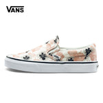 Vans Women's Low-Top Classic Slip-On Skateboarding Sneakers
