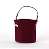 Samburu Red bucket bag