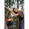 Green Safari Beautiful Bag