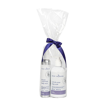 Corps satiné / Silken Body gift set