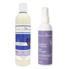 Duo soins des cheveux / Hair care duo